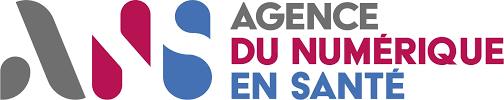 Agence du Numérique en Santé logo