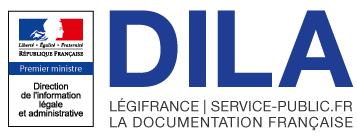 DILA logo
